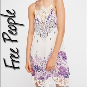 Free People Who's Sorry Now Slip NWT M